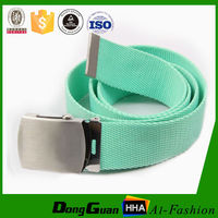 Factory promotional wholesale customized pp man belt for high quality