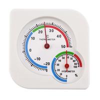 Thermometer Temp Temperature Meter Mini Indoor Outdoor Wet Hygrometer Humidity
