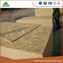 OSB board factory supply low osb price osb plywood for construction