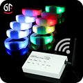 2017 New Design European Standard Party Concert Customized Remote Controlled LED Bracelet