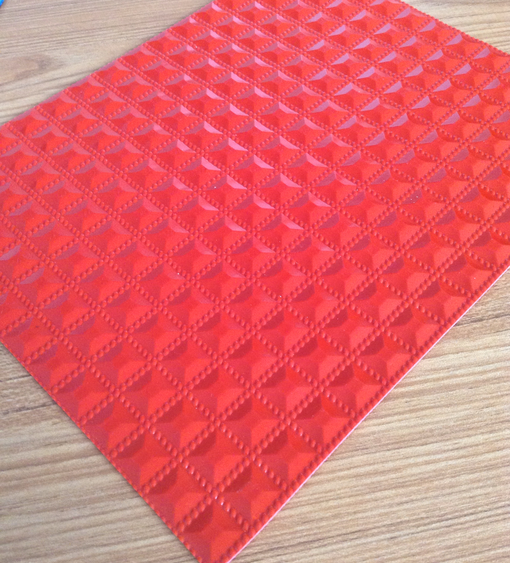 plastic waterproof outdoor floor covering mat
