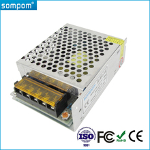China Supplier Sompom 12V 60W 5A Laser Printer Led Strip Power Supply