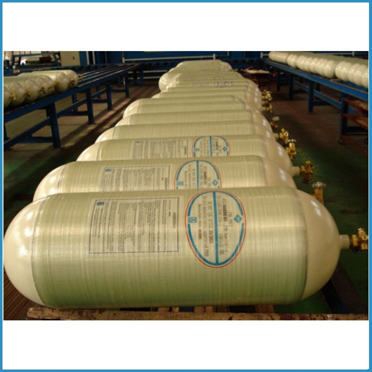 100L High Pressure Gas Cylinder Seamless Steel ECE-R110 CNG Cylinder for Sale