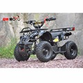 49cc Kid Mini ATV 4 wheeler with Long Gear Box 49cc Mini QUAD Bike with Easy Pull Start and Electric Start QWMOTO