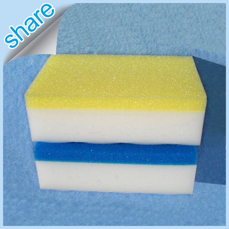 As Seen On Tv Products 2018 Compressed Compound PU Kitchen Sponge