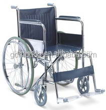 Medco W002 steel wheelchair handicap and elderly wheel chair