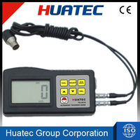 TG2910 ultrasonic test range 1.2-225mm, portable ultrasonic Thickness test meter