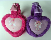 plush earmuff / Embroidery logo plush earmuff/foldable earmuffs