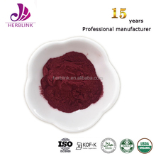 Organic Proanthocyanidins 5%-50% cranberry extract