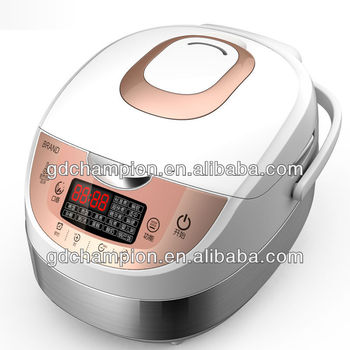 MFC023 deluxe multi electric pressure cooker