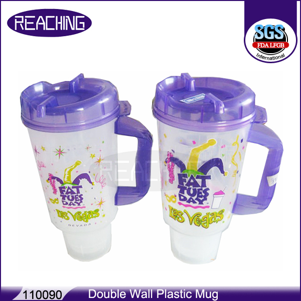 Feedback Within 30 Minutes Customized logo available Plastic Parfait Cups