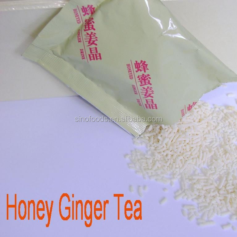 Food and beverage flavor honsei instant honey ginger tea