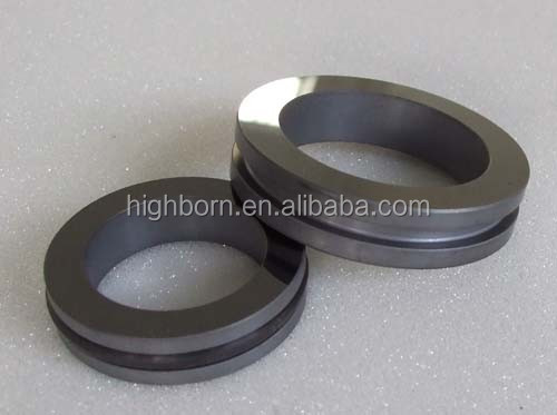 Precision silicon carbide (SIC) ceramic sealing ring