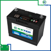 KETER brand maintenance free battery, 12v maintenance battery