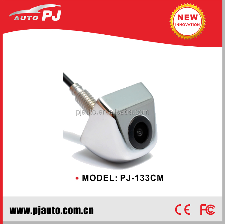 Top quality Auto universal back camera Anti-Theft bolt Car Rear Or Front View /reverse Camera PJ-133CM