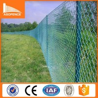 Anping galvanized used chain link fence for sale /gold supplier heavy duty chain link fenc/ 6ft chain link fence for sale