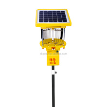Solar mosquito killer lamp Insect Pest Bug Killer zapper Lamp LED Light Stake solar bug Lantern