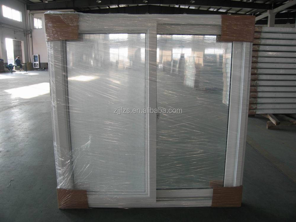 Cheap house vinyl /PVC sliding windows for sale