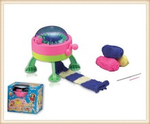 DIY educational toys for 2014 knitting machine toys