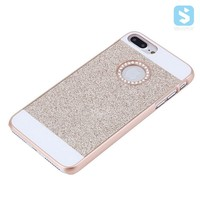 2016 Alibaba express Slim PC Bling Bling Case for APPLE iPhone 7 Plus