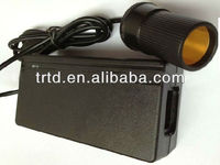 100-240V AC To DC Car Cigarrete Lighter Adapter 12V6A