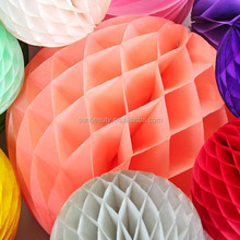crepe paper balls wholesale christmas decorations