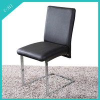 C-311 fashion design Leisure style clear dining chair