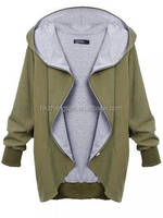 2015 Instyles Hooded Large Size Thin Casual Jackets Outerwear