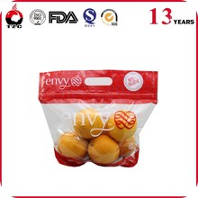 Moisture Proof Feature and Fruit Use orange bag