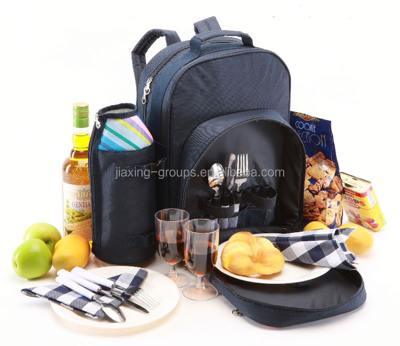 Hot selling food warmer cooler backpack for picnic,OEM orders are welcome