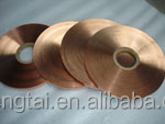 99.99% Cu insulated Copper Strip