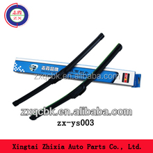 Convenient and practical soft wiper blade/windshield blade/many types of wiper blade