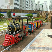 GMKP-102 small amusement park trains for sale