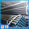 schedule 20 seamless carbon steel pipe/mild steel seamless pipe with balck paint