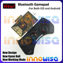 New Arrival Bluetooth Game Controller for Samsung, iPhone, iPad