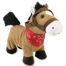 2015 new design galloping horse toy