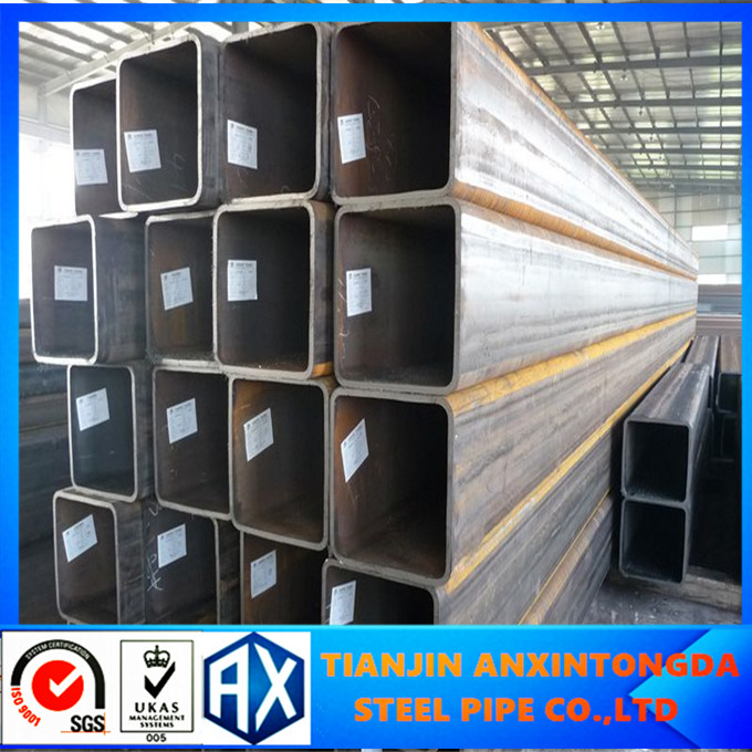 astm a36 frp square steel pipes