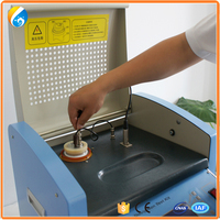 HZJD-2Z Auto cleaning Transformer Oil Resistivity and Dielectric Loss Tester