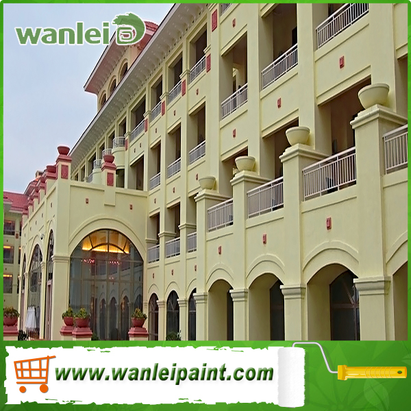 acrylic paint exterior building wall paint latex paint