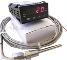 factory price egt gauges right angle thermocouple with PID controller