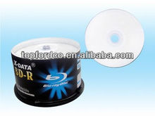25GB 6X Inkjet Printable Bluray Disc Most Reasonable Price