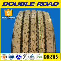 Top 10 Chinese Tyre Brands From Shandong Qingdao 235/75r17.5 225/75r17.5 265/70r19.5 Commercial Truck Tire With All Wheels