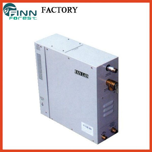 FANLAN steam generator / 7 years facotry assembling