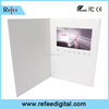 Video invitation card,video brochure card,LCD video card