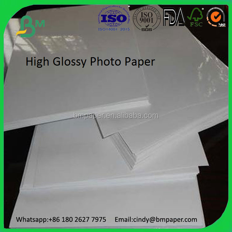 Instant Dry Water Proof 3R 4R 5R Inkjet Lucky Photo Paper