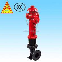Outdoor Landing 3 Way Fire Hydrant
