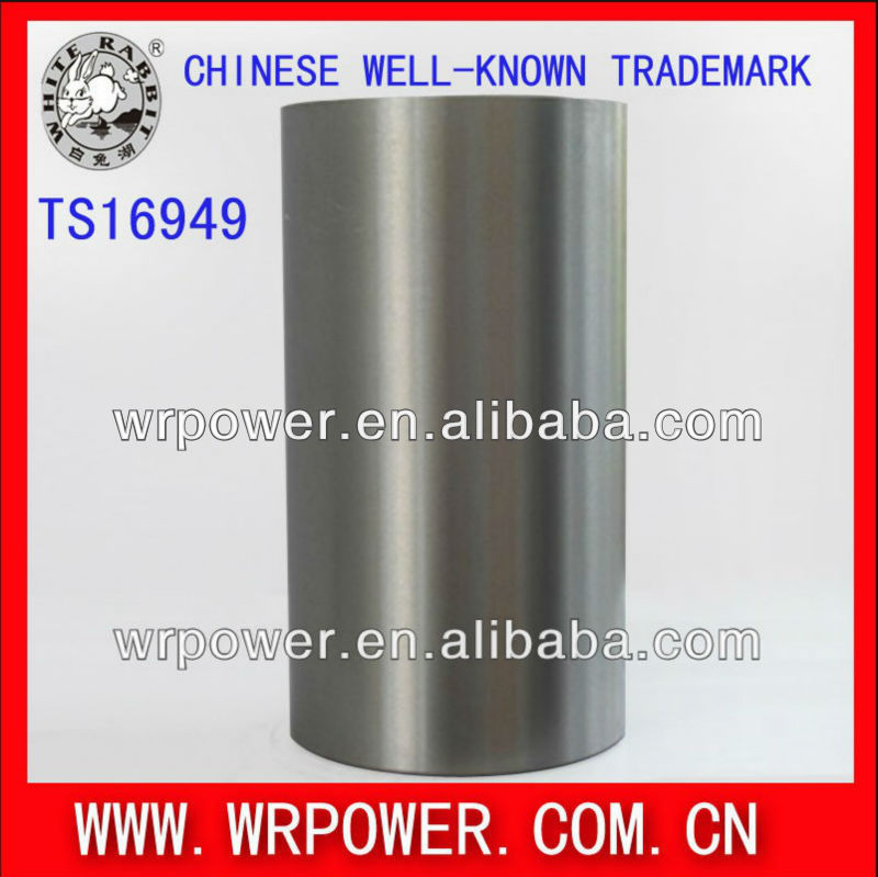 ZS1115 cylinder sleeve liner for diesel engine spare parts