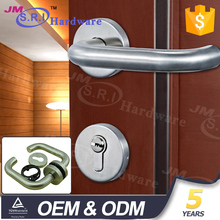 high quality stainless steel main steam room toilet door handle