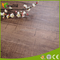 2014 Hot Sale High Quality Environmental Modern Wood Design Vinyl Sports Flooring Vinyl Click Flooring