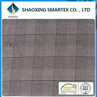 Hot sell polyester viscose blend Piece Dyed shirting fabric